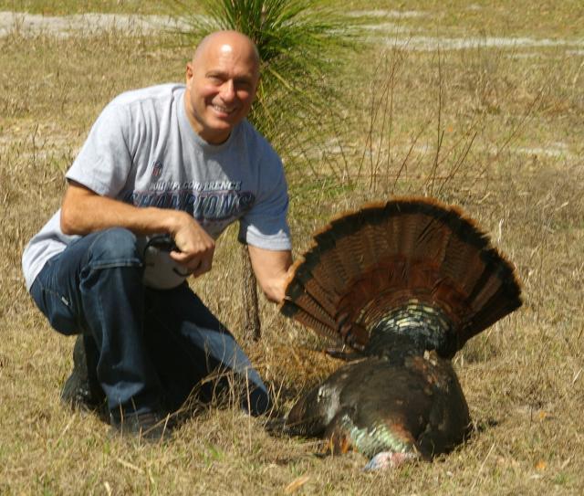 Osceola turkey hunting floridaturkey hunting for Kentucky fishing license cost